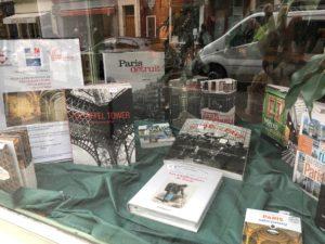 La boutique librairie de Paris historique