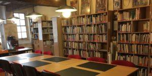 bibliothèque association paris historique