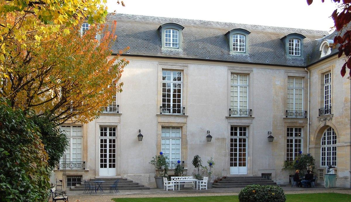 Paris historique JEP 2021 Hotel de Marle