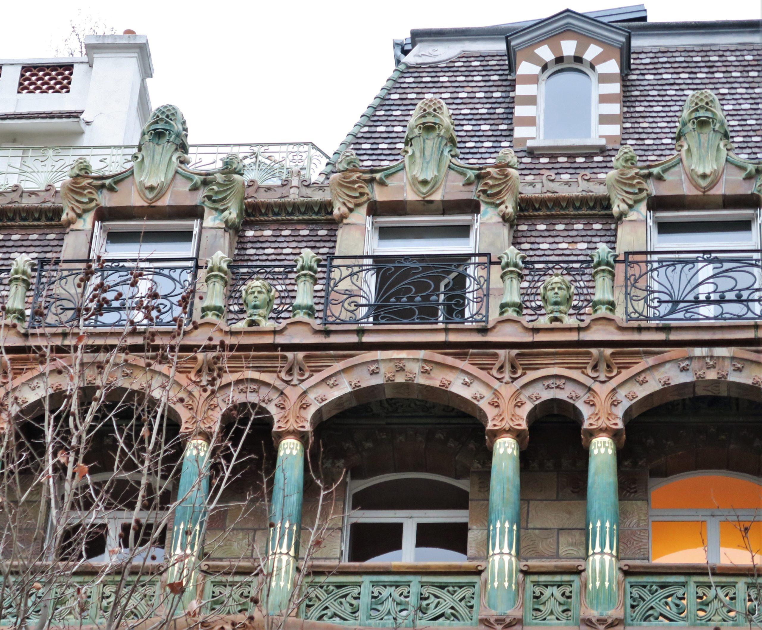 Visite Art Nouveau