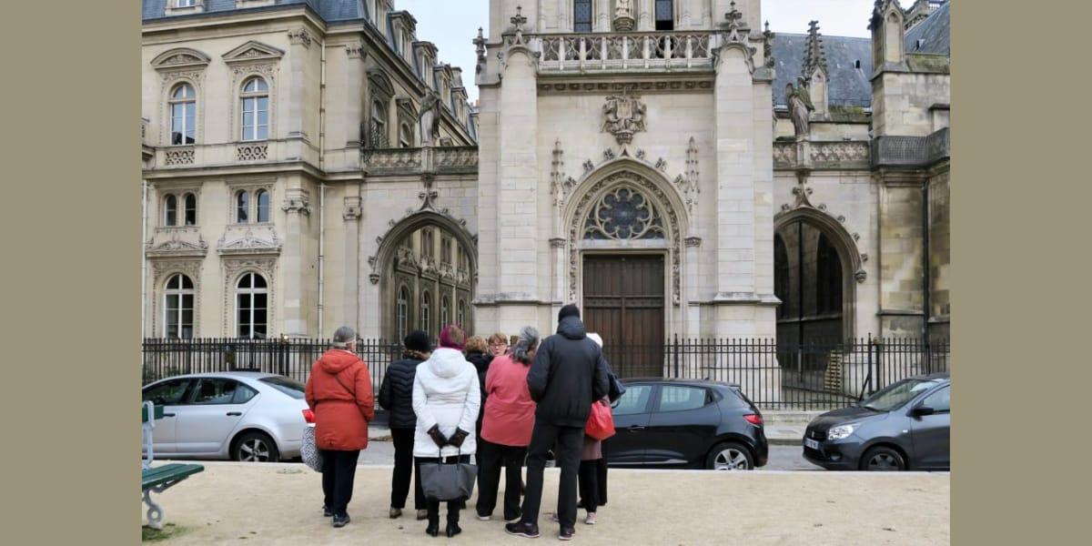 Les visites conférences de Paris historique