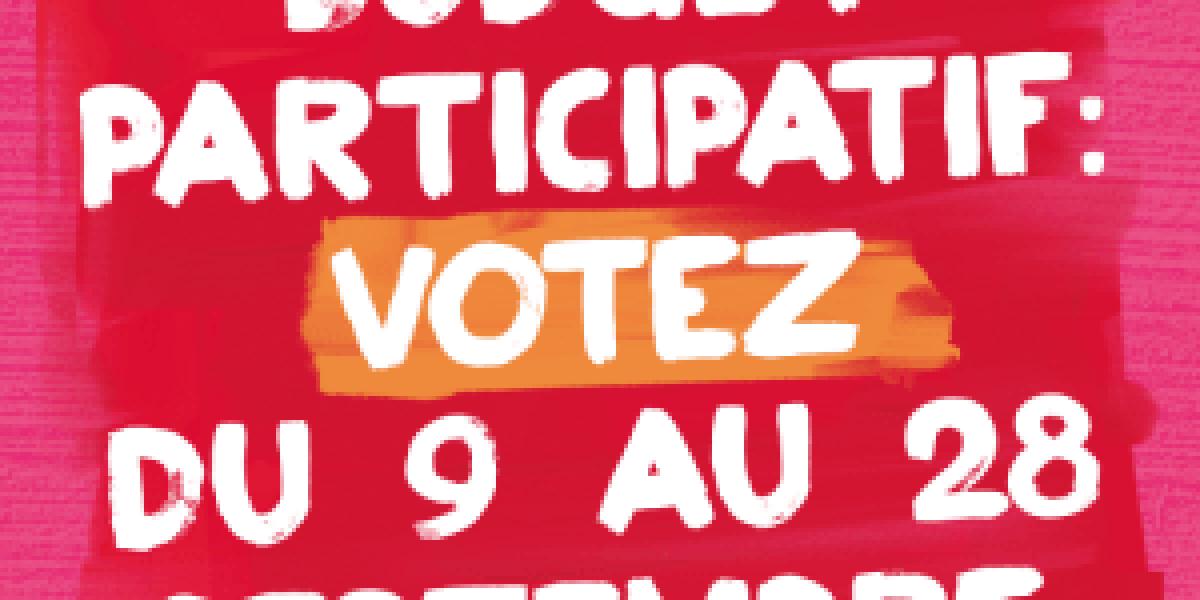 Budget participatif Paris 2021