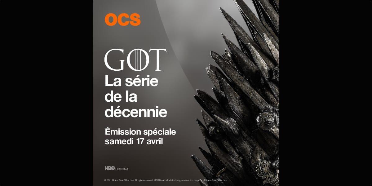 Game of thrones 10 ans paris historique