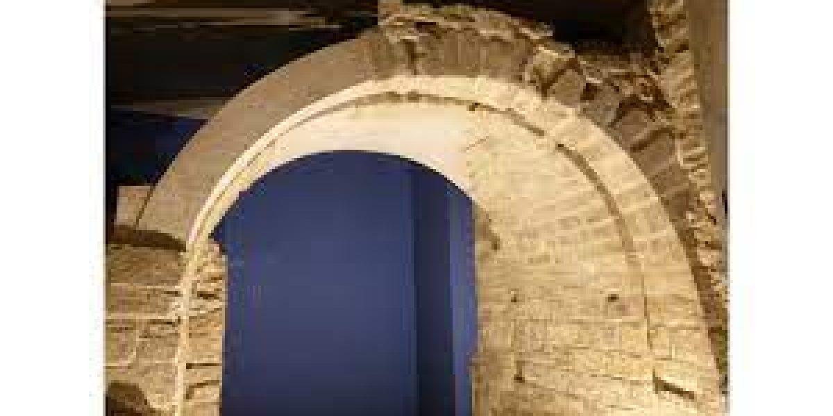 Arche passage Bièvre enceinte Philippe Auguste